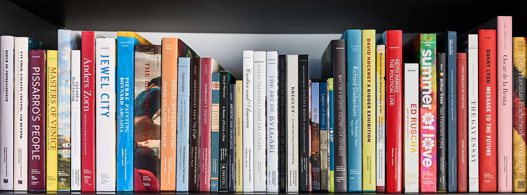 Publications Bookshelf