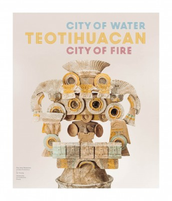 Teotihuacan: City of Water, City of Fire exhibition catalogue